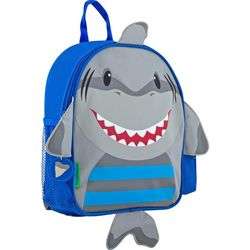 Stephen Joseph Boys Shark Mini Sidekick Backpack