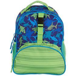 Stephen Joseph Boys Shark Mini Backpack