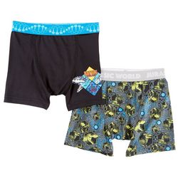 Jurassic Park Big Boys 2-pk. Boxer Briefs