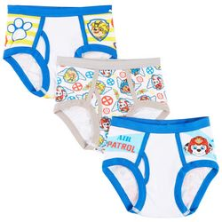 Nickelodeon Paw Patrol Little Boys 3-pk. Briefs