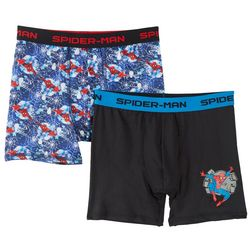Marvel Spider-Man Big Boys 2-pk. Boxer Briefs