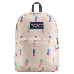 JanSport Pineapple Superbreak Backpack
