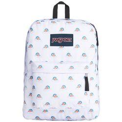 JanSport Rainbow Superbreak Backpack