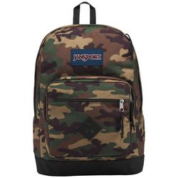 JanSport Camo City Scout Backpack