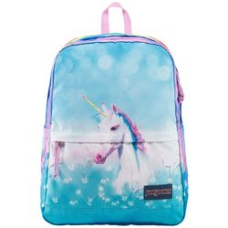 JanSport High Stakes Unicorn Dream Backpack