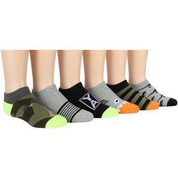 Stride Rite Boys 6-pk. Calvin No Show Socks