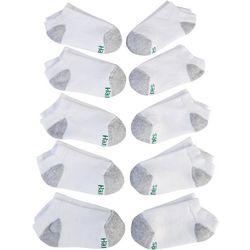 Hanes Boys 10-pk. Comfort Blend Low Cut Socks