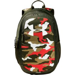 Under Armour Kids UA Scrimmage 2 Camo Backpack