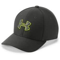Under Armour Boys Blitzing 3.0 Neon Hat