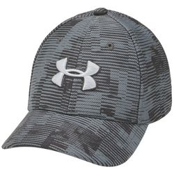 Under Armour Boys Blitzing 3.0 Logo Hat