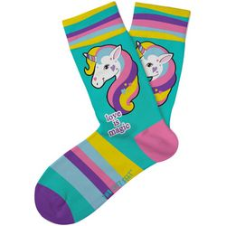 Two Left Feet Girls Love Is Magic Socks