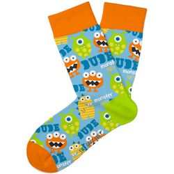 Two Left Feet Boys Monster Mash Socks