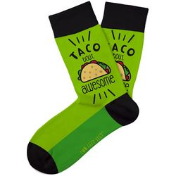 Two Left Feet Boys Tacobout Awesome Socks