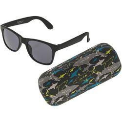 Capelli Boys Shark Sunglasses and Case