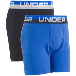 Under Armour Little Boys 2-pk. Stretch Boxerjocks