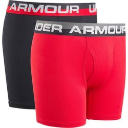 Under Armour Little Boys 2-pk. Original Boxers