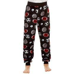 Jelli Fish Inc. Big Boys Sports Balls Pajama Pants