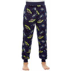 Jelli Fish Inc. Big Boys Space Pajama Pants