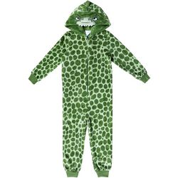 Jelli Fish Inc. Toddler Boys Dinosaur Sleeper Pajamas