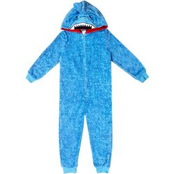 Jelli Fish Inc. Toddler Boys Shark Sleeper Pajamas