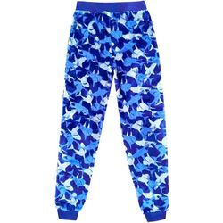 Jelli Fish Inc. Big Boys Shark Jogger Pajama Pants