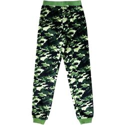 Jelli Fish Inc. Big Boys Camo Jogger Pajama