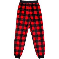 Jelli Fish Inc. Big Boys Plaid Jogger Pajama Pants