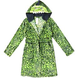 Jelli Fish Inc. Big Boys Dinosaur Robe