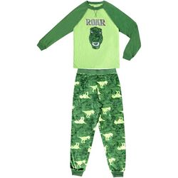 Jelli Fish Inc. Little Boys 2-pc. Dinosaur Roar Pajama Set
