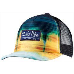 Salt Life Boys Electric Skinz Snapback Hat