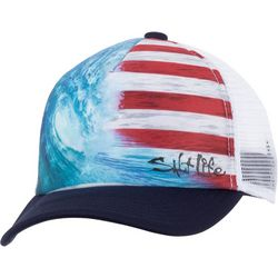 Salt Life Boys Ameriseas Trucker Hat