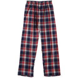 Championship Gold Big Boys Plaid Flannel Pajama Pants