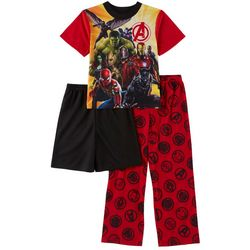 Marvel Avengers Little Boys 3-pc. Infinity War Sleepwear Set