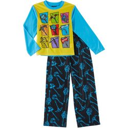 Fortnite Big Boys 2-pc Pickaxe Pajama Set