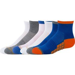 Gold Toe Big Boys 6-pk. Ultra Tec Web Socks