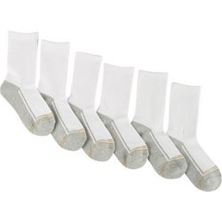 Gold Toe Boys 6-pk. Sport Crew Socks