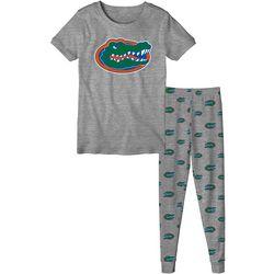 Florida Gators Little Boys Logo Pajama Set by Outerstuff