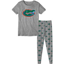 Florida Gators Little Boys Logo Pajama Set by Outerstuff