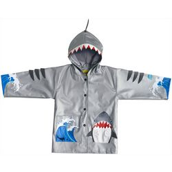 Kidorable Little Boys Shark Raincoat