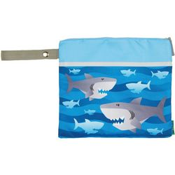 Stephen Joseph Boys Sharks Wet/Dry Swim Bag