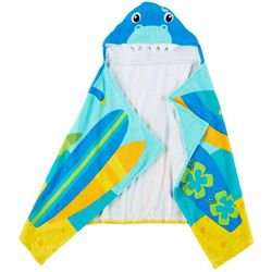 Stephen Joseph Boys Dinosaur Hooded Towel