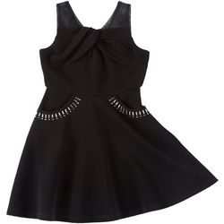 RMLA Little Girls Twist Front Dress