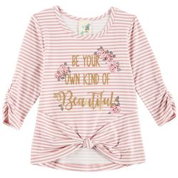 Lily Bleu Little Girls Be Your Own Kind Of Beautiful T-Shirt