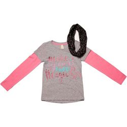 Love @ First Sight Little Girls Make Your Own Magic Top Set