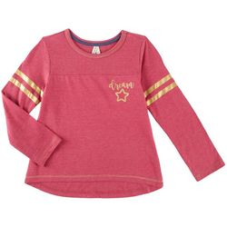 Love @ First Sight Little Girls Dream Long Sleeve T-Shirt