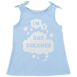 Kidtopia Little Girls Daydreamer Tank Top
