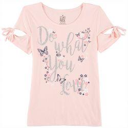 Star Ride Little Girls Do What You Love T-Shirt