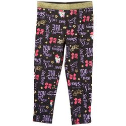 Nickelodeon JoJo Little Girls Simply Me Leggings