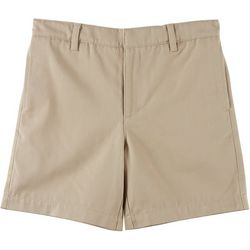 School Colors Womens St. Mary Twill Uniform Shorts