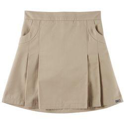 School Colors Womens St. Martha Twill Uniform Skort